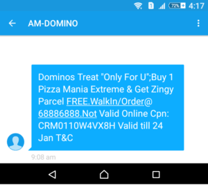How to get Transactional / Template based Sms Approved for